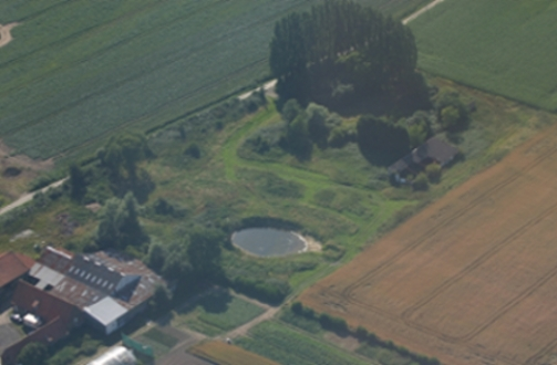 1er terrain la ferme dans 1er terrain la ferme gdfavion220708066